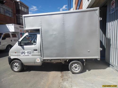 furgones chana