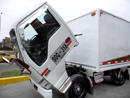 furgones chevrolet nhr