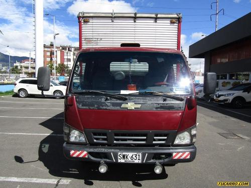 furgones chevrolet npr