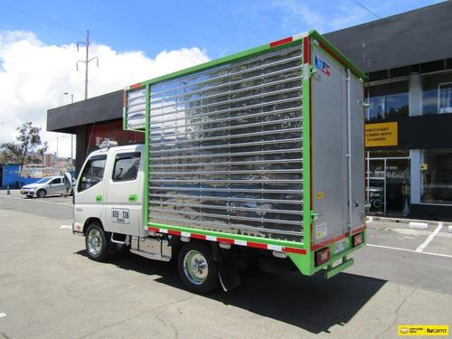 furgones foton aumark