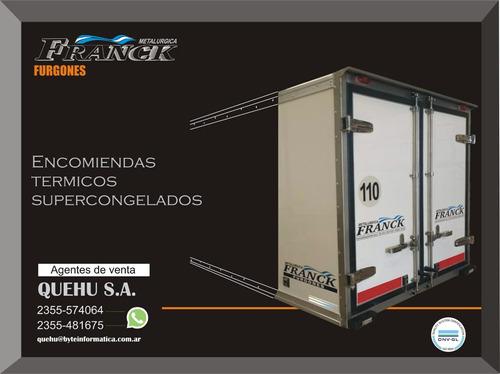 furgones f.r.p. (fibra reforzada plástica)