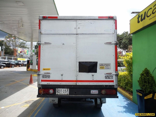furgones hyundai h100 porter diesel