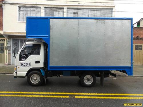 furgones jac 1035