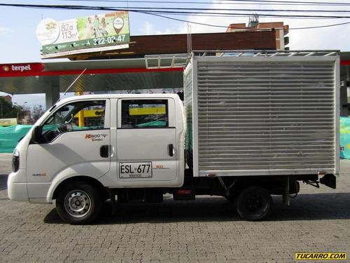 furgones kia k2500