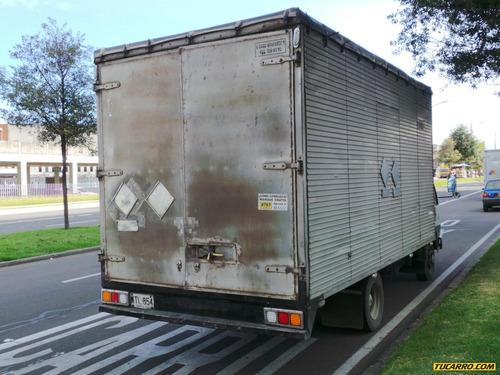 furgones mitsubishi canter