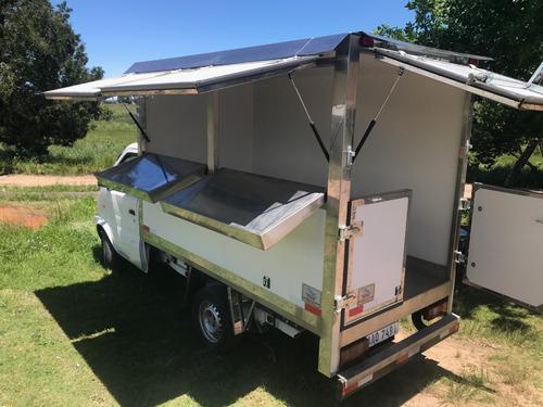 furgones para feria,  food truck fabricamos a su gusto