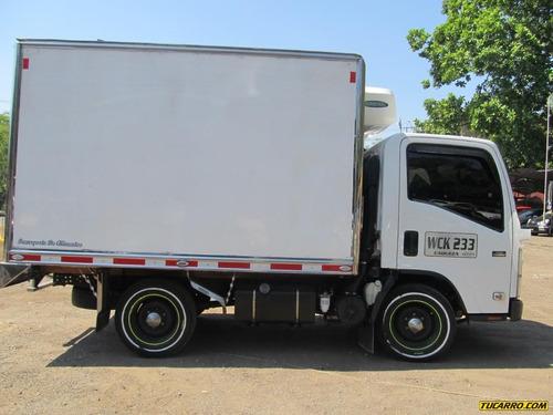 furgones refrigerada
