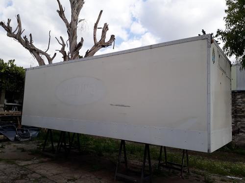 furgones termicos de 4.50-5.20-6.50 usados reparados