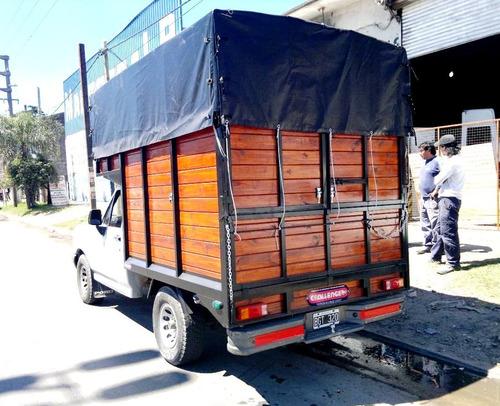 furgones térmicos y paqueteros mudanceras siders. challenger