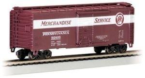 furgones,bachmann trenes del ferrocarril de pennsylvania..