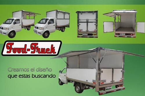 furgones,paqueteros,termicos,cárnicos y food-truck!!