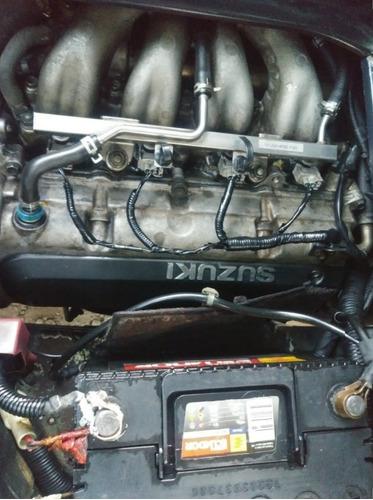 furgoneta changhe 1.2  motor suzuki