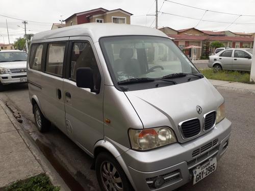 furgoneta dongfeng  7 pasajeros guayaquil