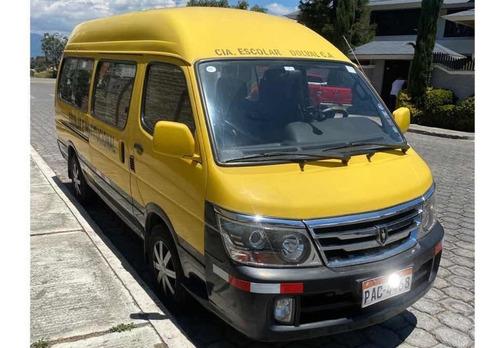 furgoneta jinbei h1 2016