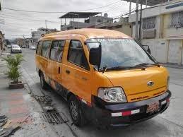 furgoneta kia pregio 2009 con puesto y acciones