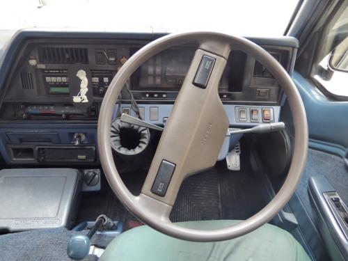 furgoneta nissan 2000 z20 año 96