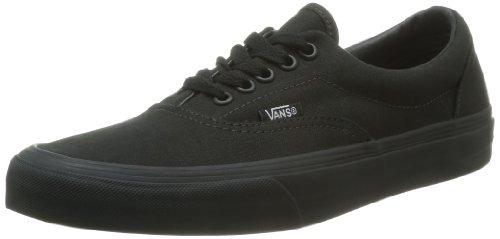 Furgonetas Vans Era Negro Vans negro Skate Zapatos Vans Negro Unisex 8 be3bae