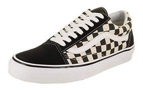 zapatos vans cuadrados