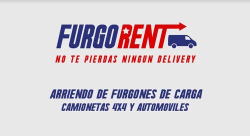 furgorent: arriendos de vehículos a muy bajo precio