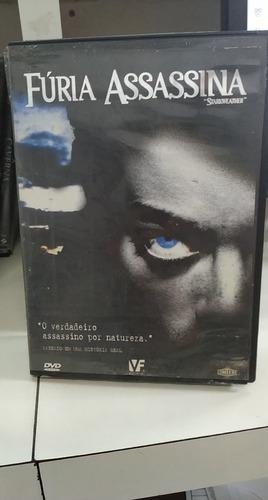 fúria assassina -dvd