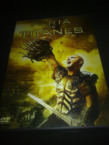 furia de titanes / clash of the titans