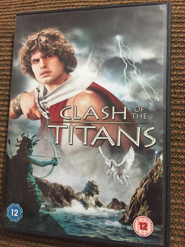 furia de titanes clash of titans maggie smith dvd