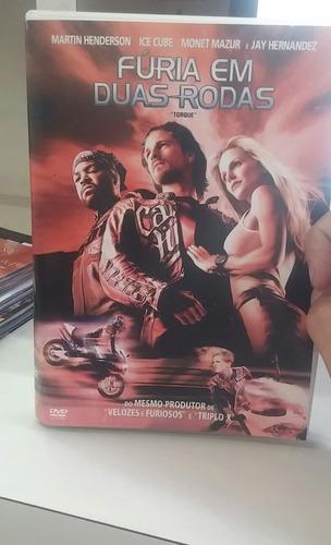 fúria em duas rodas-dvd