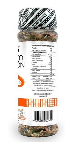 furikake, condimento japonés de camarón 45g
