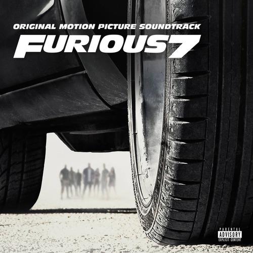 furious 7 ost cd nuevo