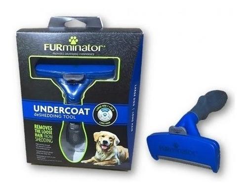 furminator cães pelo curto - grande - new ( escova )