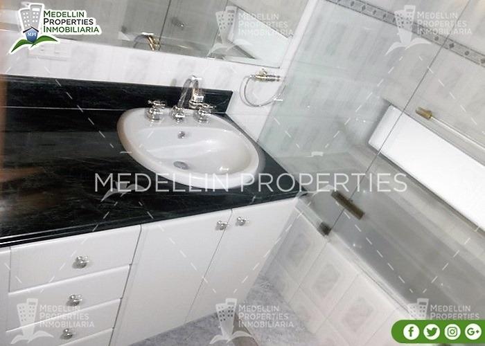furnished apartment for rental medellín cód: 4265