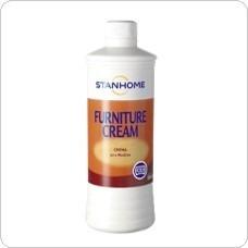 furniture cream para muebles stanhome + guante de limpieza