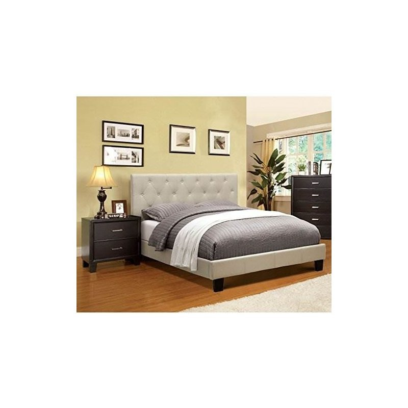 Furniture Of America Perdella - Juego De Dormitorio De 2 Pie ...