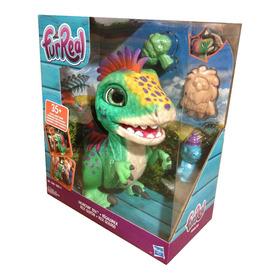 Furreal Dinosaurio Rex Gloton Con Movimiento Y 35 Sonidos