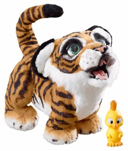 Furreal Rayler El Tigre Juguet N Hasbro 2 En