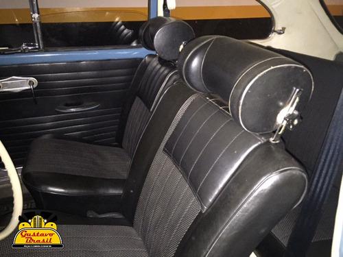 fusca 1300 1968 placa preta
