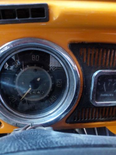 fusca 1300 ano 1974
