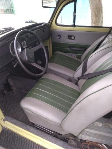 fusca 1300l 1980