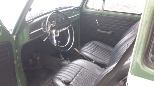 fusca 1969 motor 1.6 cadastrado