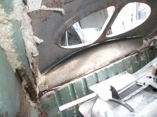 fusca 1969 semi desmontado tem docks bom de lata sem massa