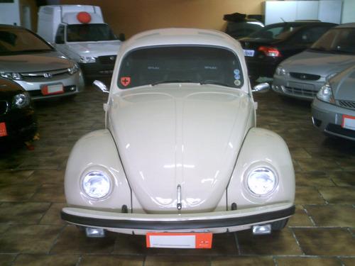 fusca 1972 bege kit 1.6