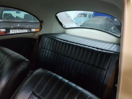 fusca 1977 1300l placa preta