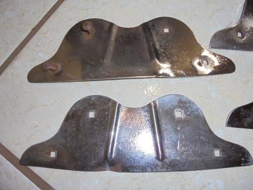 fusca - acabamento reforço paralama traseiro borboleta polai