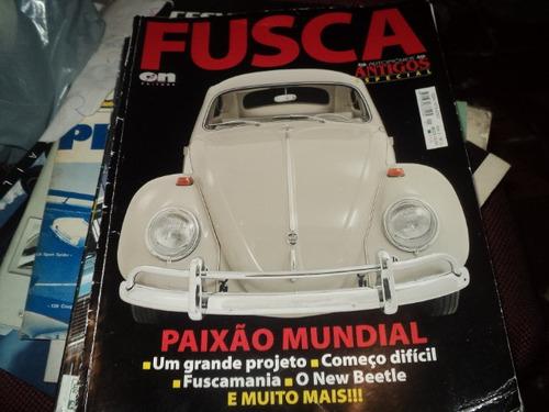 fusca automoveis antigos  ano1 n1 revista