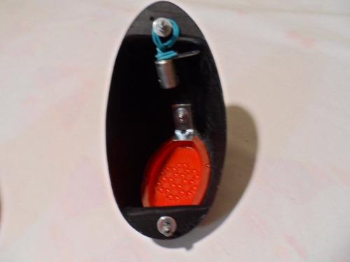 fusca-lanterna traseira fusca 58a 62 - fusca