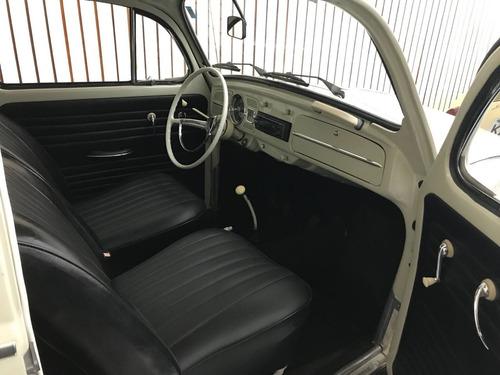 fusca primeira série 1300 1970