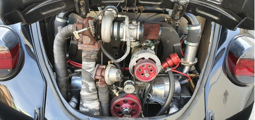 fusca turbo legalizado injetado ft400, bem montado.