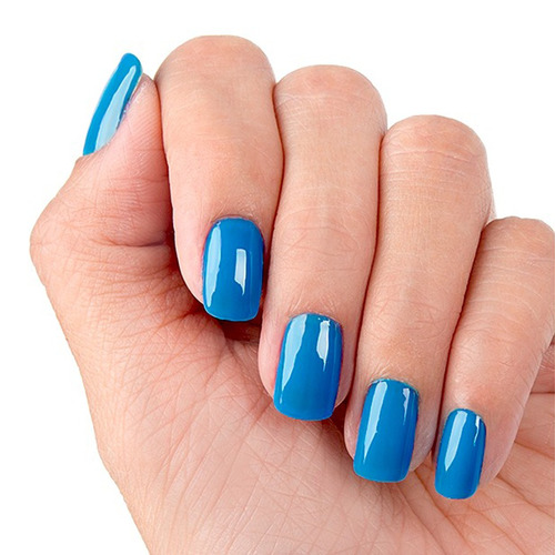 fuse esmalte gelnamel sonic blue-m (azul) - barulu