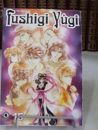 fushigi yûgi - nº15