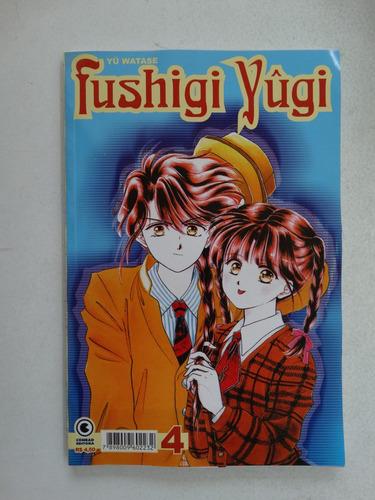 fushigi yugi nº 4! conrad maio 2002!